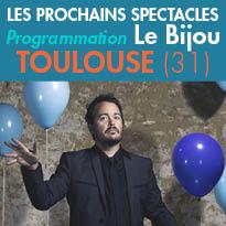 Toulouse(31)<br>Programmation du Bijou<br>Novembre et Décembre 2016