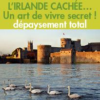 Limerick<br>L'Irlande cachée...