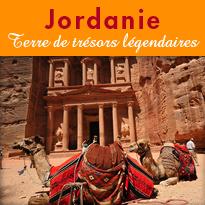 Jordanie, <br> terre de trésors légendaires