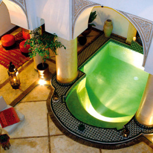 Riad Bab Firdaus à Marrakech...