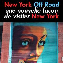 NEW YORK<br>hors des sentiers battus<br>avec New York Off Road