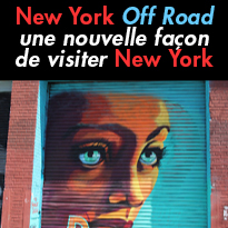 NEW YORK<br>hors des sentiers battus<br>avec New York Off Road