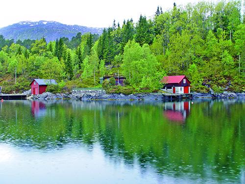 Norv ge bergen de r ve et de bois - Office de tourisme norvege ...