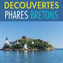 Bretagne<br>à la découverte<br>des phares