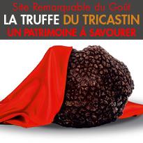 Un patrimoine à savourer<br>Les Truffes du Tricastin