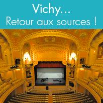 Vichy...<br>retour aux sources !