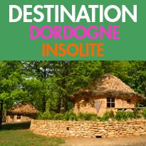 Terre d'accueil<br>la Dordogne<br>parenthèse enchantée