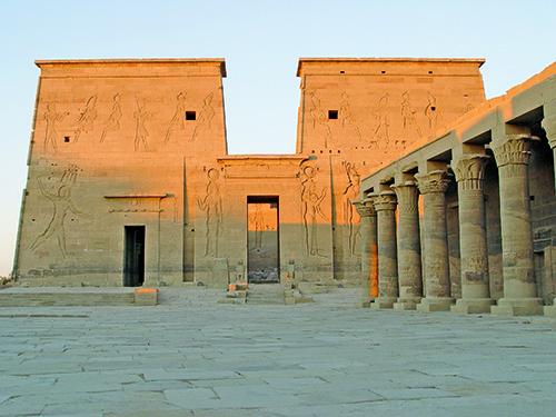 Egypte la recherche du pass retrouv for Architecture ancienne