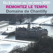 Remontez Le Temps Au Domaine De Chantilly