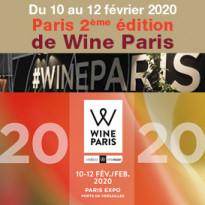 WineParis, premier rendez-vous international des professionnels des vins à Paris!