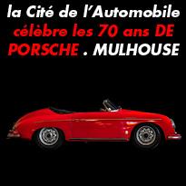 la Cité<br>de l'Automobile<br>célèbre les 70 ans<br>le 9 septembre