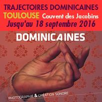 Marchez<br>sur les pas<br>des Dominicains<br>à Toulouse