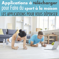 Applications pour faire du sport à la maison en ligne