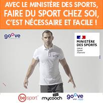 Faire du sport chez soi, c'est facile !