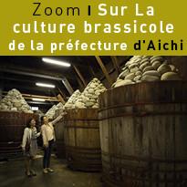 Japon : La culture brassicole de la préfecture d'Aichi