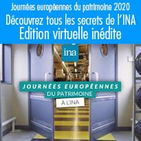 l'INA ouvre virtuellement ses portes