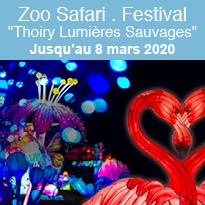 Voyage féerique au Zoo Safari de Thoiry