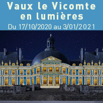 15ème édition de «Vaux-le-Vicomte en lumières»