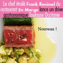 A Toulouse, le chef Frank Renimel ouvre un drive gastronomique