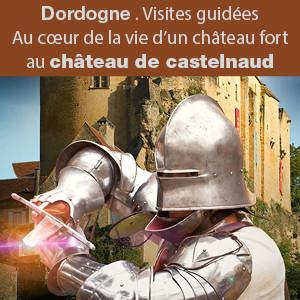 Changez d'ère cet été ! au château de Castenaud