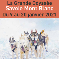 17ème édition de La Grande Odyssée Savoie Mont Blanc