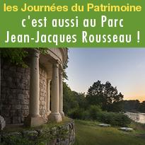 Exploration<br>inédite<br>du Parc<br>Jean-Jacques<br>Rousseau
