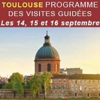 Découvrez<br>le patrimoine<br>de Toulouse