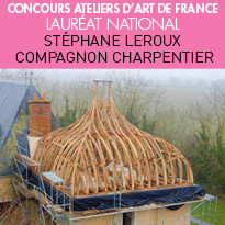 Concours Ateliers d'Art de France. Catégorie Patrimoine