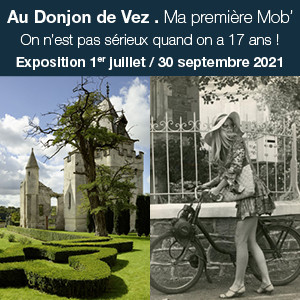 Nouvelle Exposition au Donjon de Vez du 1er juillet au 30 septembre 2021