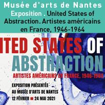 Exposition 2021 au  Musée d'arts de Nantes