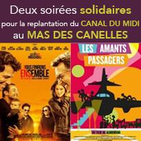 2 soirées solidaires au Mas des Canelles à Castanet-Tolosan
