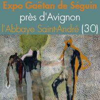 Abbaye St-André<br>expositions<br>Villeneuve-Lez-Avignon (30)