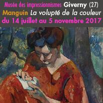 Exposition<br>Giverny (27)<br>Henri Manguin<br>du 14 juillet<br>au 5 novembre 2017