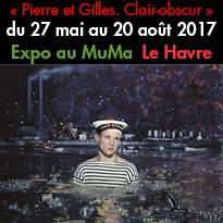 Le Havre<br>«Pierre et Gilles<br>Clair-obscur»<br>27 mai - 20 août 201