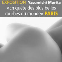 Exposition<br>Yasumichi Morita<br>Paris