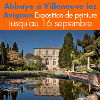 Exposition<br>Abbaye St-André<br>Source<br>d'inspiration
