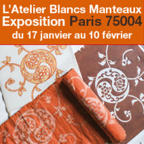 Expositions<br>Atelier Blancs Manteaux<br>Paris