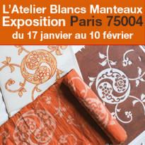 Expositions<br>Atelier Blancs Manteaux<br>Paris