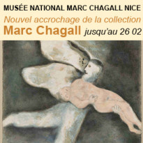 Nouvel accrochage<br>Musée national<br>Marc Chagall<br>Nice