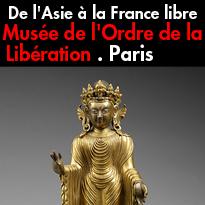 Exposition<br>au Musée<br>de l'Ordre<br>de la Libération
