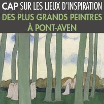 Exposition<br>au Musée<br>de Pont-Aven