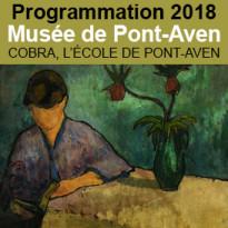 Programmation 2018<br>au Musée<br>de Pont-Aven