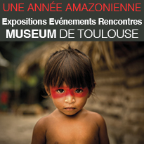 Muséum<br>Toulouse<br>immersion<br>en forêt<br>amazonienne