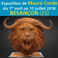 Exposition inédite<br>de Mauro Corda<br>Zoospective<br>le règne animal