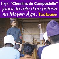 Exposition<br>Jacobins<br>Toulouse<br>jusqu'au 2 septembre