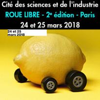 Festival<br>Roue Libre<br>2e édition<br>24 et 25 mars 2018