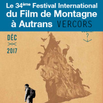 Le 34ème Festival<br>International<br>du Film de Montagne<br>à Autrans