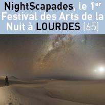 NightScapades<br>Lourdes<br>du 31 mai au 3 Juin 2018