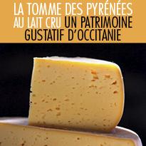 Recettes<br>avec la Tomme<br>des Pyrénées