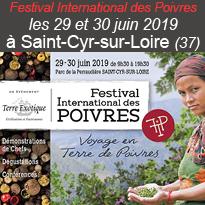 Festival<br>International<br>des Poivres